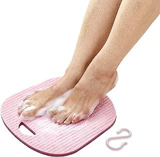 サンコー 角質 フットケア 足洗い 足裏つるつる びっくりフレッシュ ピンク BH-35