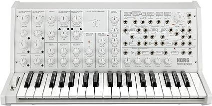 Korg MS-20 FS Analog Synthesizer - White