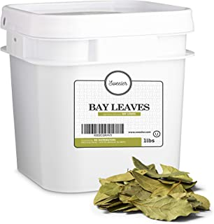 Sweeler, Bay Leaves, Value Large Bucket Size for Food Service or Home Use, 1lbs (16oz)
