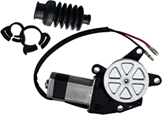 (Compatible With Sea-Doo) Premium Venom Brand Tilt Trim Motor Replacement KIT w Boot & Clamps Fits MANY 1996-2011 GSI SPX SP RX GSX XP RXP WAKE 278000616 278001292 (See Fit Chart In Description Below)