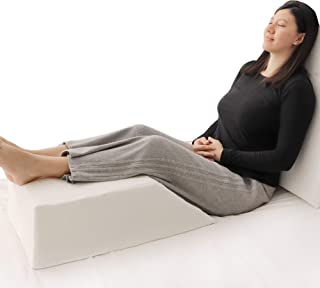 MOON Leg Elevation Pillow - Elevating Leg Rest to Reduce Swelling, Back Pain, Hip and Knee Pain - Ideal for Sleeping, Read...