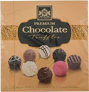 J.D.Gross Premium Chocolate Truffles Box 200g