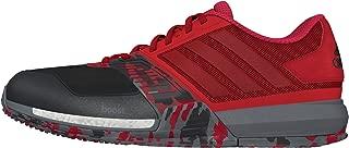 Crazytrain Boost Mens Running Trainers Sneakers (US 7.5, Rojo (Rojray/Rojpot/Negbas AQ6146)