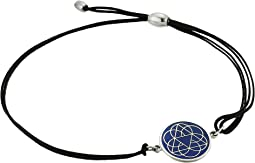Alex and Ani Kindred Cord Delta Delta Delta Bracelet