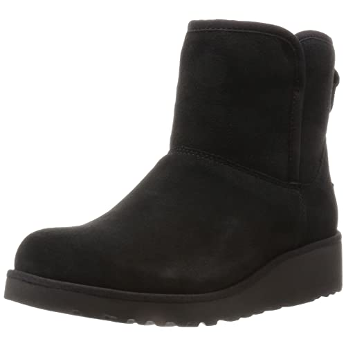 52c73de8c89 Women's Leather UGG Boots: Amazon.com
