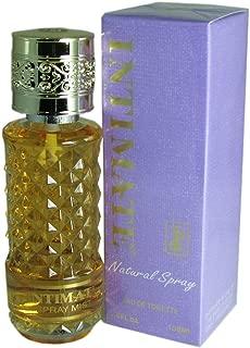 Intimate By Jean Philippe For Women. Eau De Toilette Spray 3.6-Ounce Bottle