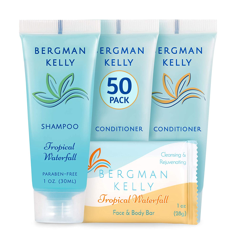 BERGMAN KELLY Rectangular SEAL limited product Super intense SALE Sanitary Bars Conditio Shampoo Soap