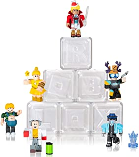 Roblox Celebrity Collection - Series 6 Mystery Figure 6-Pack [Includes 6 Exclusive Virtual Items]