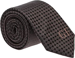 Gianfranco Ferre Brown Neck Ties For Men