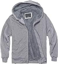 polar hoodie grey