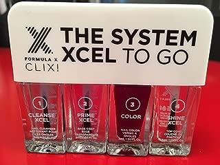 Sephora Formula X Clix The System XCEL To Go : Ignite