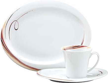 Preisvergleich für Seltmann Weiden 001.685623 Kaffeeservice 18-tlg. Top Life Aruba