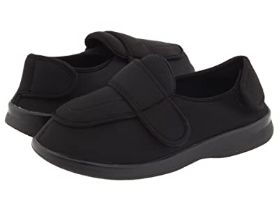 Propet Cronus Medicare/HCPCS Code = A5500 Diabetic Shoe (Black) Men
