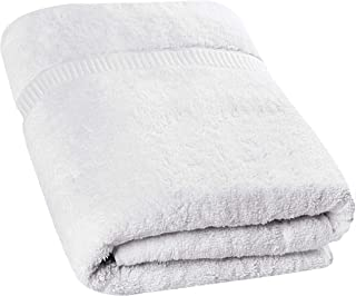 Utopia Towels Extra Large Bath Towel (35 x 70 Inches) - Luxury Bath Sheet, White
