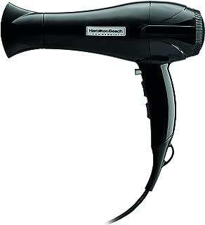 Hamilton Beach Commercial Hand Held Blow Hair Dryer, Black, 120 Volt, HHD620
