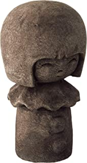 Repose ST102331 Silly Kokeshi Doll Outdoor Statues