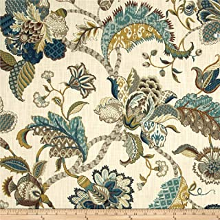 P Kaufmann Finders Keepers Fabric, French Blue