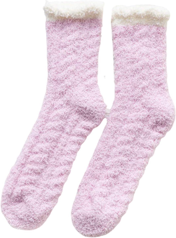 preliked Finally popular brand Thicken Women Winter Warm Fluffy Soft Home Floor Max 47% OFF Sleepi