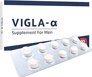 VIGLA-α(ビグラアルファ) 男性用 サプリメント (10日分)