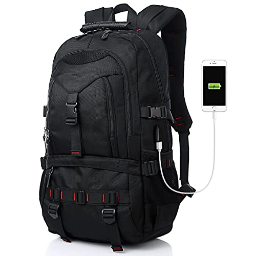 fdd9ee7347 Fashion Laptop Backpack Contains Multi-Function Pockets