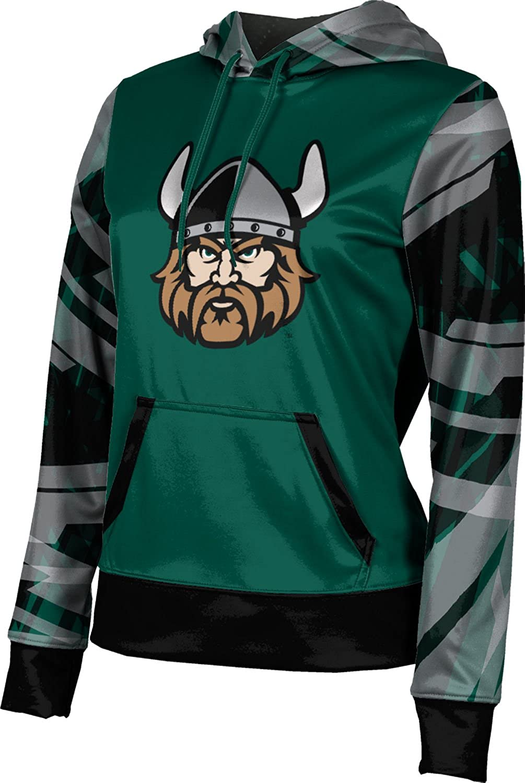 ProSphere Cleveland State University Girls' Pullover Hoodie, School Spirit Sweatshirt (Crisscross)