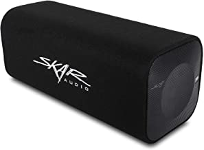 "$109 » Skar Audio SK8TBV Single 8"" 400 Watt Max Power Vented Subwoofer Enclosure Bass Tube"