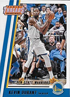 2017-18 Panini Threads #12 Kevin Durant NM-MT Warriors