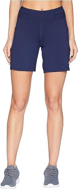 """Knit 7"""" Shorts"""
