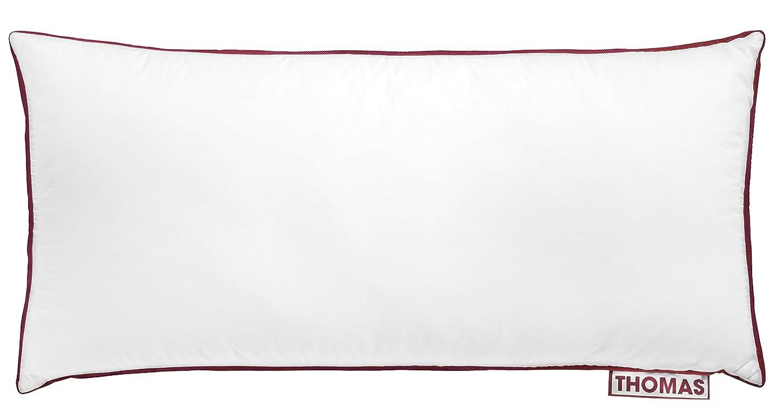 おばさんプレフィックス原告Thomas眠りのすべてのタイプのための 枕デュオの枕、100%コットン、白、綿、白、40 x 80 cm