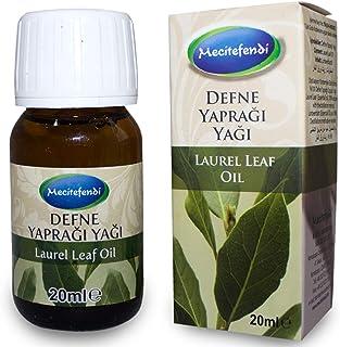Aceite de hoja de laurel Mecitefendi (Laurus Nobilis) 20 ml