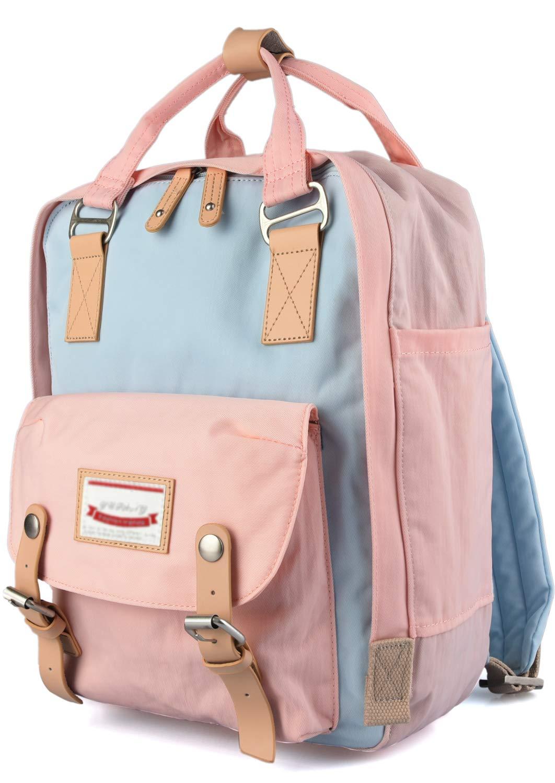 goldwheat Backpack Waterproof Bookbag College