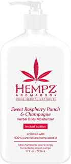 hempz age defying body lotion