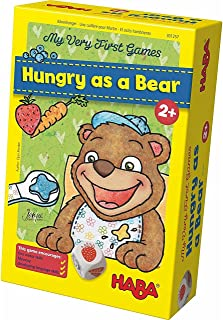 HABA 301257 My Very First Hungry as a Bear Games