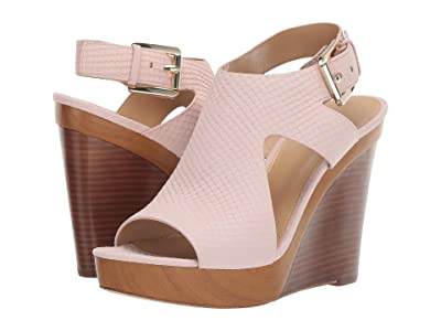 MICHAEL Michael Kors Josephine Wedge (Soft Pink) Women