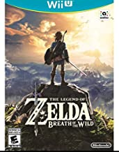 breath of the wild wiiu
