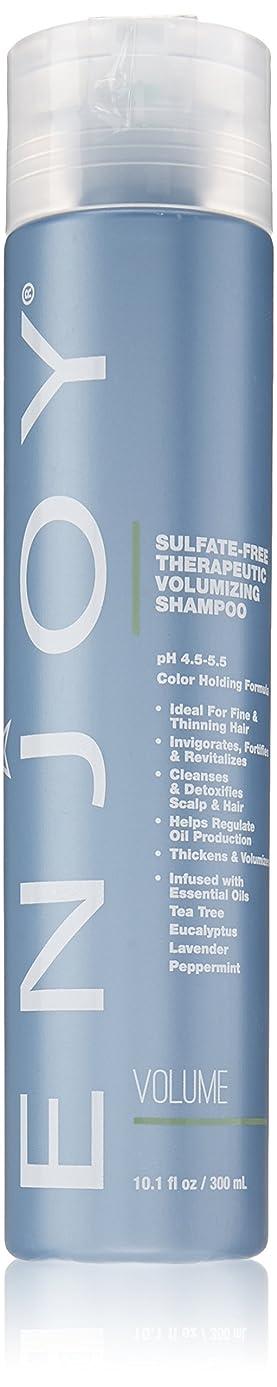 時系列カンガルーデコレーションTherapeutic Volumizing Shampoo, 10 fl.oz.