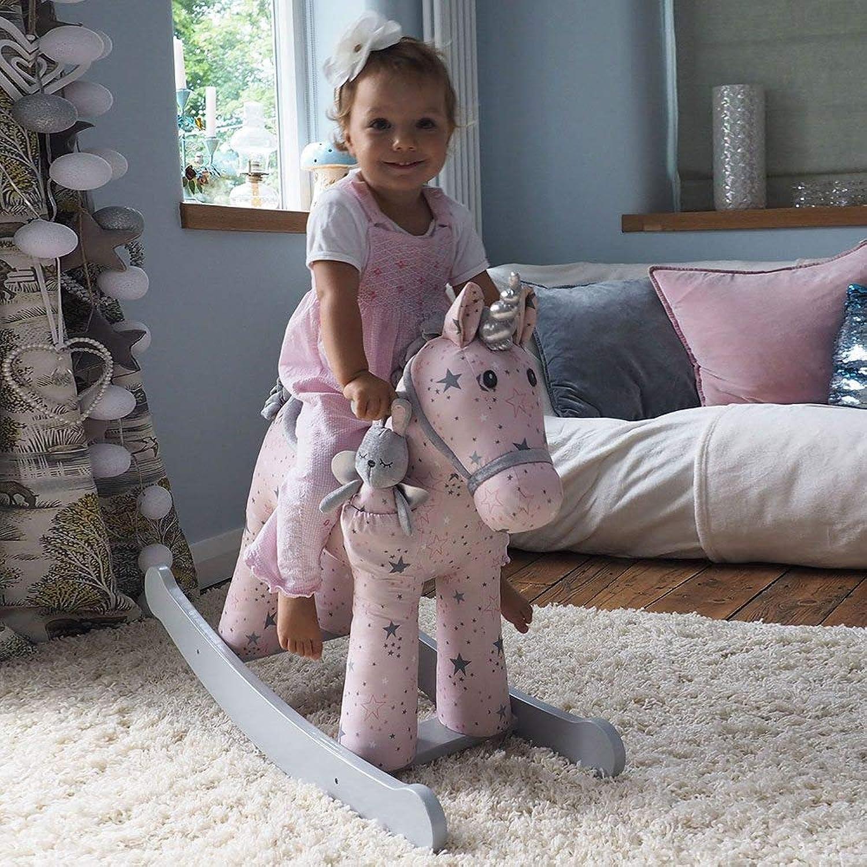 Little Bird Told Me Celeste & Fae Unicorn Rocker Rocre Horse 12+ Months