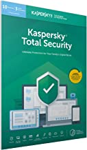 Kaspersky Total Security 2019 | 10 Devices | 1 Year | PC/Mac/Android | Dowload, Código Dentro De Un Paquete