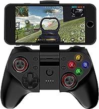 Controlador de juegos móvil para PUBG y Fornite. Asignación de teclas inalámbrica. Gamepad Joystick Perfecto para Android