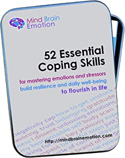 52 Essential Coping Skills - for Mastering Emotions and Stress to Build Resilience and Well-Being - Created by Harvard Edu...