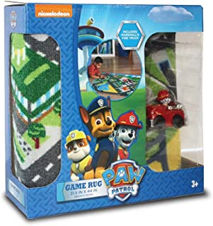 Best nickelodeon paw patrol marshall game tall rug Reviews