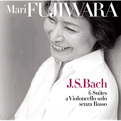 J.S. Bach: 6 Cello Suites, BWV 1007-1012