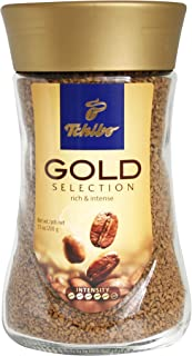 Tchibo Gold Selection Instant Coffee, 7.05 Ounce