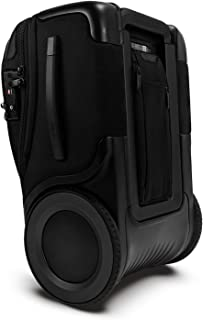 Carry-on Luggage, 22-inch International Cabin Size, USB Charging (FAA Compliant), Luggage Tracker
