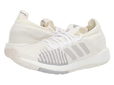 adidas Running PulseBOOST HD (Core White/Grey One/Grey Two) Men