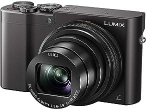 PANASONIC LUMIX ZS100 4K Digital Camera, 20.1 Megapixel 1-Inch Sensor 30p Video Camera, 10X LEICA DC VARIO-ELMARIT Lens, F...