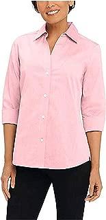 non iron women's blouses