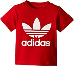 adidas Originals Kids Trefoil Tee (Infant/Toddler)