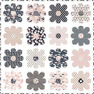 Kelli Fannin Quilt Designs KFQP130 Flower Power Pattern