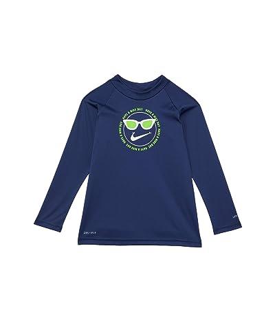 Nike Kids Day Long Sleeve Hydroguard (Little Kids)